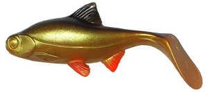 Bild på Hooligan Roach Baby EL-GE Custom 9,5cm Golden Rudd