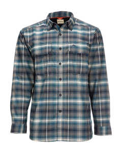 Bild på Simms Coldweather Shirt Atlantis Steel Plaid XL