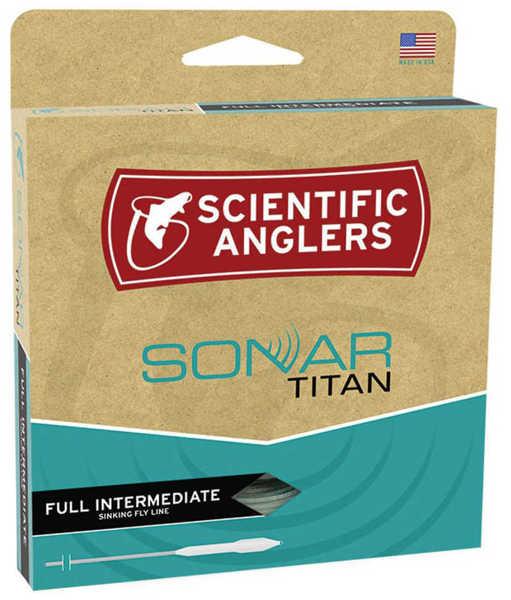 Bild på Scientific Anglers Sonar Titan Full Intermediate WF10