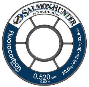Bild på Trout Hunter Salmon Hunter Fluorocarbon Tippet 0,285mm / 7,1kg (50m)