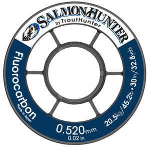 Bild på Trout Hunter Salmon Hunter Fluorocarbon Tippet 0,405mm / 12,3kg (50m)