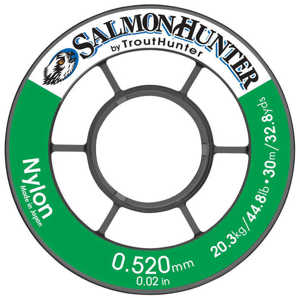 Bild på Trout Hunter Salmon Hunter Nylon Tippet 0,435mm / 13,7kg (50m)