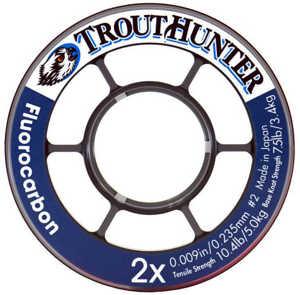 Bild på Trout Hunter Fluorocarbon Tippet 3X 0,205mm / 3,9kg (50m)