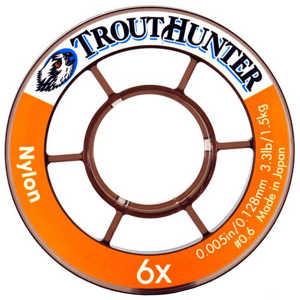 Bild på Trout Hunter Nylon Tippet 10X 0,074mm / 0,6kg