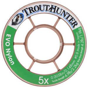 Bild på Trout Hunter Nylon EVO Tippet 4,5X 0,165mm / 2,6kg