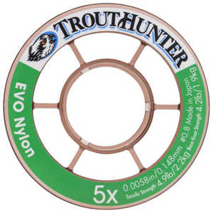 Bild på Trout Hunter Nylon EVO Tippet 2X 0,235mm / 4,5kg