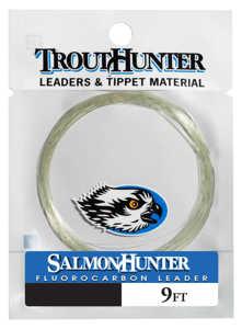 Bild på Trout Hunter Salmon Hunter Fluorocarbon Leader 9ft 0,405mm