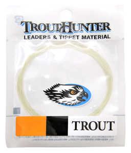 Bild på Trout Hunter Nylon Leader 8ft 4X / 0,185mm