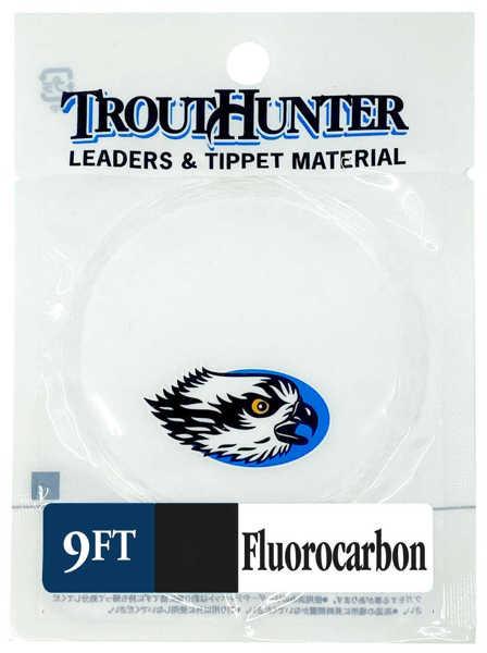 Bild på Trout Hunter Fluorocarbon Leader 9ft