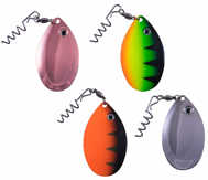 Bild på Svartzonker Spinner Flipper Indiana Large (4 pack)