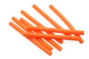 Bild på Foam Cylinder 2,8mm (8 pack) Orange