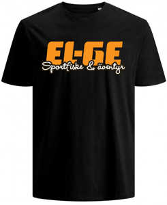 Bild på EL-GE T-Shirt Svart Small