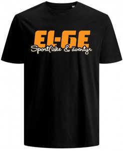 Bild på EL-GE T-Shirt Svart Medium