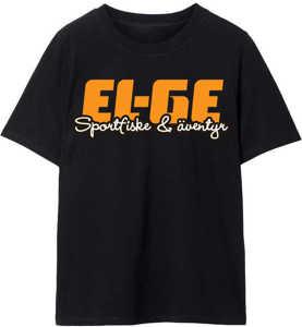 Bild på EL-GE T-Shirt Oversize Svart Large